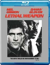 Lethal Weapon Blu-Ray - 82844 BD