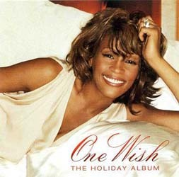 Whitney Houston - One Wish / The Holiday Album CD - 82876509962