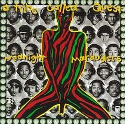 A Tribe Called Quest - Midnight Marauders CD - 82876535502