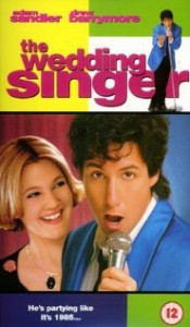 The Wedding Singer DVD - N4660 DVDW