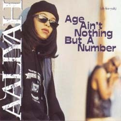 Aaliyah - Age Ain't Nothing But A Number CD - 82876535552