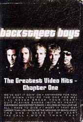 Backstreet Boys - The Greatest Video Hits - Chapter One DVD - 82876540199