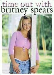 Britney Spears - Time Out With Britney Spears DVD - 82876540489