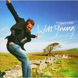 Will Young - Fridays Child CD - 82876557462
