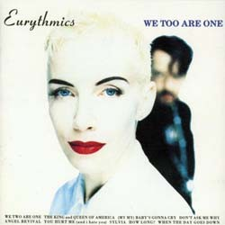 Eurythmics - We Too Are One CD - 82876561202