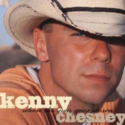 Kenny Chesney  - When The Sun Goes Down CD - 82876566092