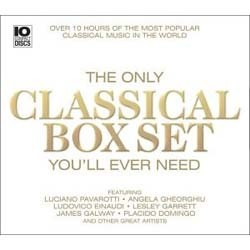 The Only Classical Boxset You'Ll Ever Need CD - 82876571402