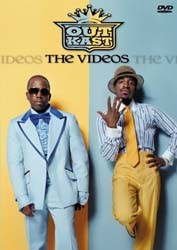 Outkast - The Videos DVD - 82876588099