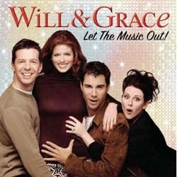 Will And Grace: Let The Music Out! CD - 82876596952