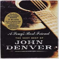 John Denver - A Song's Best Friend: The Very Best Of CD - 82876607652