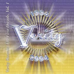 Verity: The First Decade DVD - 82876612889