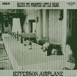 Jefferson Airplane - Bless Its Pointed Little Head CD - 82876616432