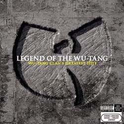 Wu-Tang Clan - Legend Of The Wu-Tang: Greatest Hits CD - 82876616452