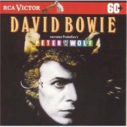 David Bowie - Prokofiev: Peter And The Wolf CD - 82876623572