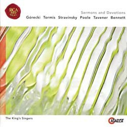 The King's Singers - Sermons And Devotions CD - 82876642992
