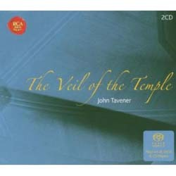 Temple Choir And Holst Singers - Tavener: The Veil Of The Temple CD - 82876661542