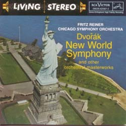Fritz Reiner - Dvorak: New World Symphony And Other Orch CD - 82876663762