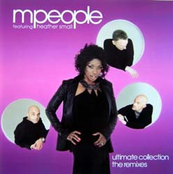 M People And Heather Small - Ultimate Collection - The Remixes CD - 82876674832