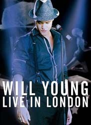 Will Young - Live In London DVD - 82876679939