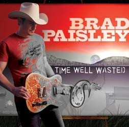 Brad Paisley - Time Well Wasted CD - 82876696422
