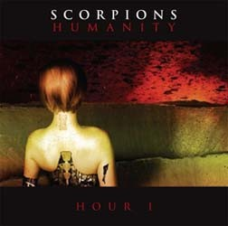 Scorpions - Humanity - Hour 1 CD - 82876714192