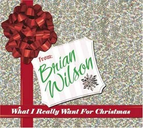 Brian Wilson - What I Really Want For Christmas CD - 82876718092