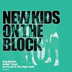 New Kids On The Block - Collections CD - 82876718412