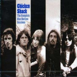 Chicken Shack - Complete Blue Horizon Sessions CD - 82876734942