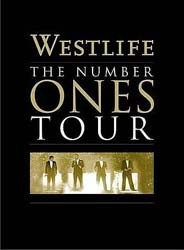 Westlife - The Number 1's Tour DVD - 82876747889
