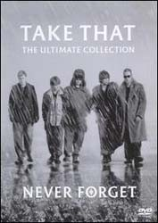 Take That - Never Forget: Ultimate Collection DVD - 82876748539