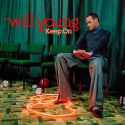 Will Young - Keep On CD - 82876749542