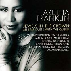 Aretha Franklin - Jewels In The Crown: All Star Duets With CD - 82876786682