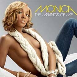Monica - The Makings Of Me CD - 82876789602