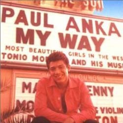 Paul Anka - The Best Of: My Way CD - 82876805332