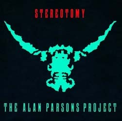 The Alan Parsons Project - Stereotomy CD - 82876838602