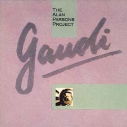 The Alan Parsons Project - Gaudi CD - 82876838632