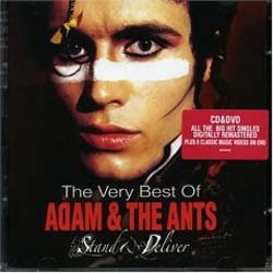 Adam And The Ants - The Very Best Of: Stand And Deliver CD+DVD - 82876897532