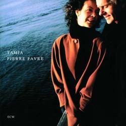 Tamia And Pierre Favre - Solitudes CD - 8496542
