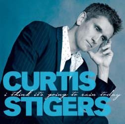 Curtis Stigers - I Think It's Going To Rain Today CD - 00134 3122752