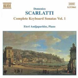 Eteri An - Scarlatti: Keyb Sons Vol 1 CD - 8553061