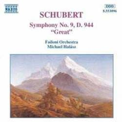 Failoni - Schubert: Sym 9 CD - 8553096