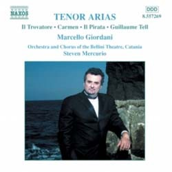 Marcello - Various: Tenor Arias CD - 8557269