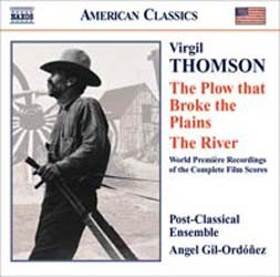 V. Thomson: The Plow/The River - The Plow/The River CD - 8559291