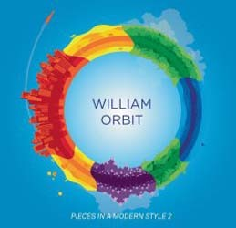 William Orbit - Pieces In A Modern Style Vol.2 (Deluxe) CD - 00289 4782546