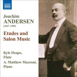 Etudes And Salon Music - Etudes And Salon Music CD - 8572277