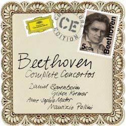 Beethoven - Complete Concertos (5Cd) CD - 002894779797