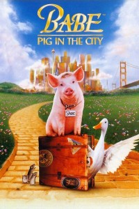 Babe: Pig in the City DVD - 25059 DVDU