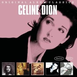 Céline Dion - Original Album Classics CD - 88691904712