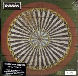 Oasis - Stop The Clocks (Ltd Ed) CD+DVD - 88697007552