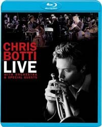 Chris Botti - Live With Orchestra And Special Guests Blu-Ray - 88697081479